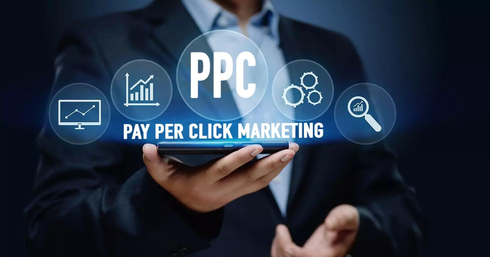 Pay Per Click Marketing (PPC)